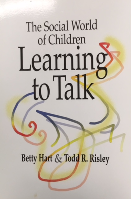 Image for The Social World of Children Learning to Talk