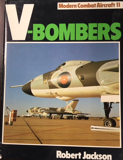 Image for V-bombers (Modern combat aircraft)