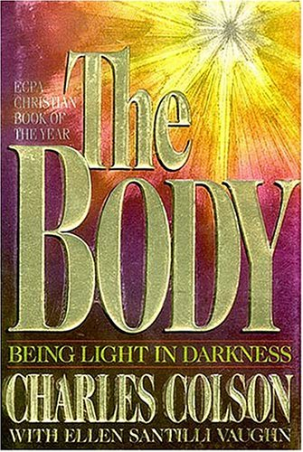Image for The Body: Being Light in Darkness