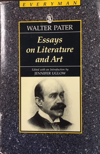Image for Essays on Literature and Art (Everyman's Library)