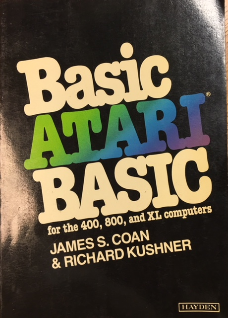 Image for Basic Atari BASIC (for the 400, 800, and XL Computers)