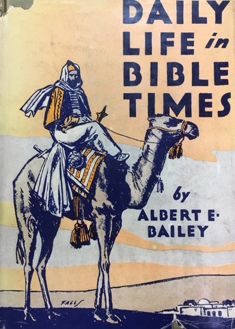 Image for Daily life in Bible times,