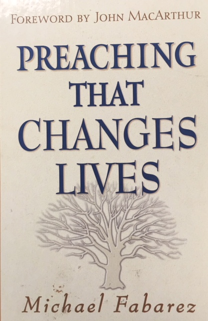 Image for Preaching That Changes Lives