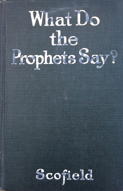Image for What Do the Prophets Say?