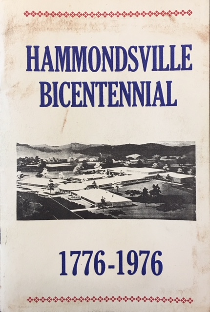 Image for Hammondsville [Ohio] Bicentennial 1776-1976