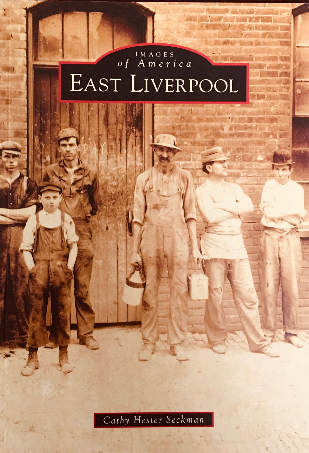 Image for East Liverpool (Images of America)