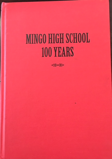 Image for Mingo High School: 100 Years: A history of the schools of Mingo Junction, Jefferson County, Ohio