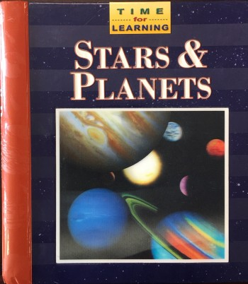 Image for Time for Learning Stars and Planets