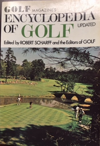 Image for Golf Magazine's Encyclopaedia of Golf (Updated)