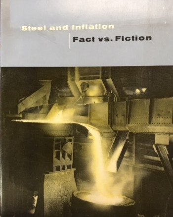 Image for Steel and Inflation / Fact vs. Fiction