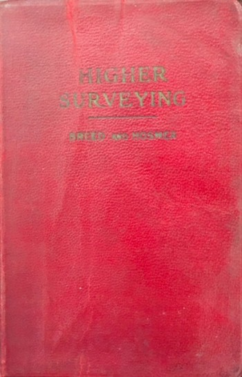 Image for The Principles and Practice of Surveying: Volume II: Higher Surveying