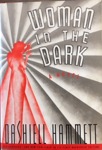 Image for Woman In The Dark: A Novel of Dangerous Romance