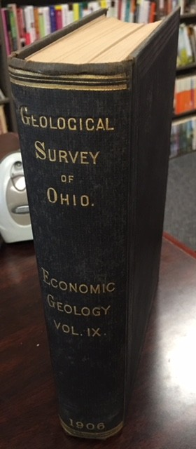 Image for Report of the Geological Survey of Ohio. Volume IX: Comprising Bulletins 4, 5, 6, 7 and 8 of the Fourth Series