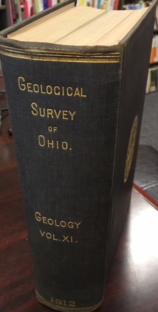 Image for Geological Survey of Ohio, Volume XI - Comprising Bulletins 12, 13, 14 and 15 of the Fourth Series