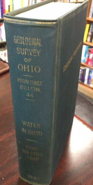 Image for Geology of Water in Ohio: (A Basic Report) (Geological Survey of Ohio - Fourth Series, Bulletin 44)