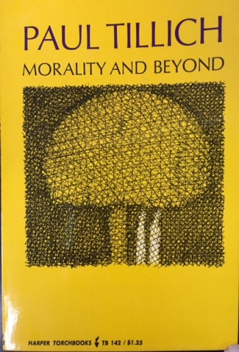 Image for Morality and Beyond