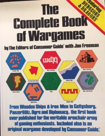 Image for The Complete Book of Wargames (A Fireside Book)