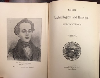 Image for Ohio Archaeological and Historical Publications (Volume VI)