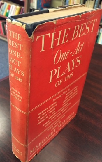 Image for The Best One-Act Plays of 1945