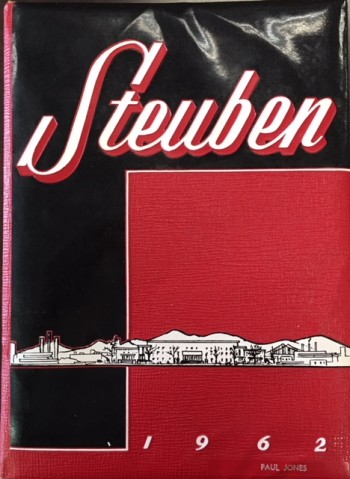 Image for The Steuben: 1962 Steubenville High School Yearbook, Steubenville, Ohio