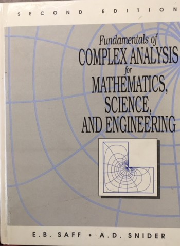 Image for Fundamentals of Complex Analysis for Mathematics, Science And Engineering (2nd Edition)