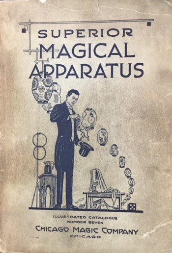 Image for llustrated Catalogue of Superior Magical Apparatus - No. 7