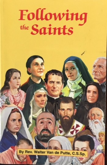 Image for Following the Saints: Dialogues, Prayers, and Devotions Intended to Help Everyone Know, Love, and Follow the Saints