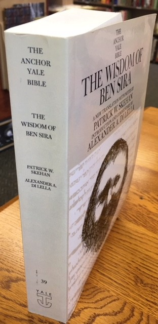 Image for The Wisdom of Ben Sira (The Anchor Yale Bible Commentaries)