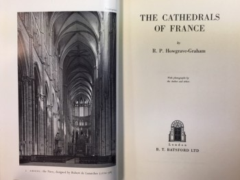 Image for The Cathedrals of France