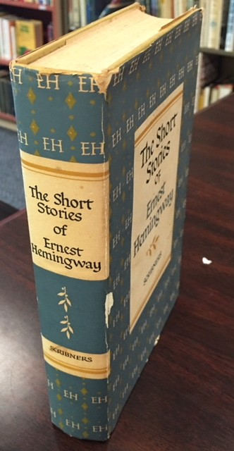 Image for The Short Stories of Ernest Hemingway