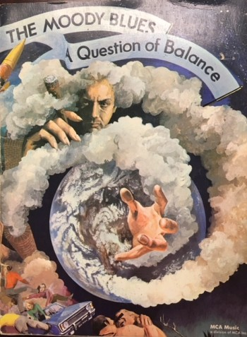 Image for The Moody Blues: A Question of Balance / To Our Children's Children's Children