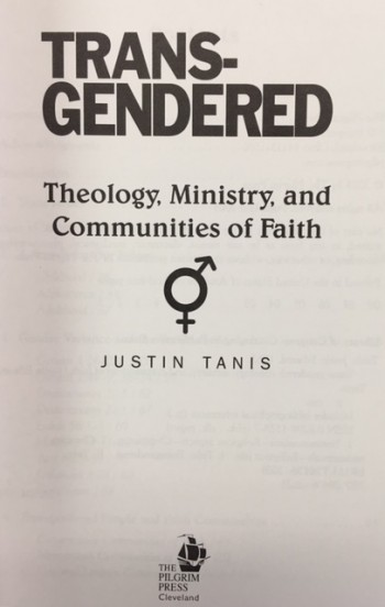 Image for Trans-Gendered: Theology, Ministry, and Communities of Faith (Center for Lesbian and Gay Studies in Religion and Ministry)