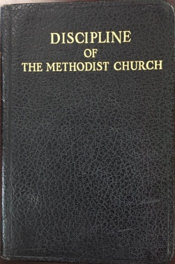 Image for Doctrines and Disciplines of the Methodist Church - 1952 (The Methodist Episcopal Church; the Methodist Episcopal Church, South; the Methodist Protestant Church)