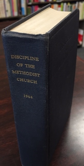 Image for Doctrines and Disciplines of the Methodist Church - 1964 (The Methodist Episcopal Church; the Methodist Episcopal Church, South; the Methodist Protestant Church)