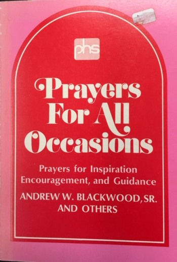 Image for Prayers for All Occasions