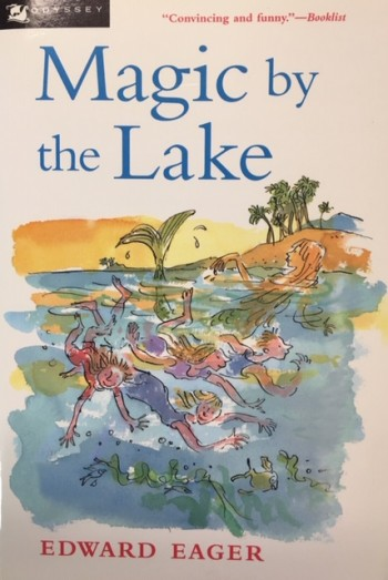 Image for Magic by the Lake