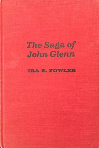 Image for The Saga of John Glenn, and Other Poems
