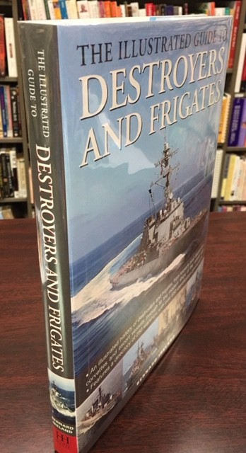 Image for The Illustrated Guide to Destroyers and Frigates (Hardback)