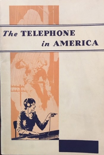 Image for The Telephone In America