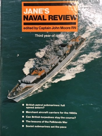Image for Jane's Naval Review 1983-84