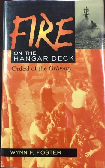 Image for Fire on the Hangar Deck: Ordeal of the Oriskany