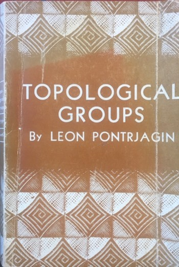 Image for Topological Groups