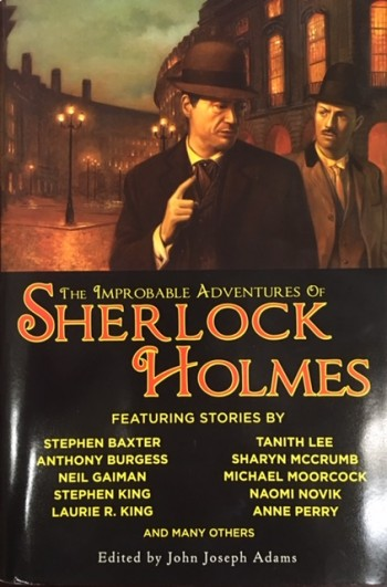 Image for The Improbable Adventures of Sherlock Holmes