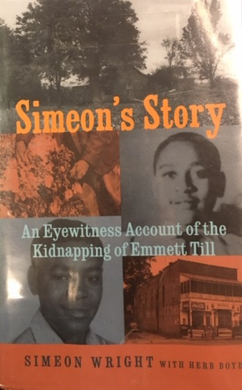 Image for Simeon's Story: An Eyewitness Account of the Kidnapping of Emmett Till