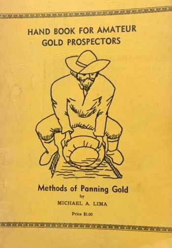 Image for Hand Book for Amateur Gold Prospectors: Methods of Panning Gold