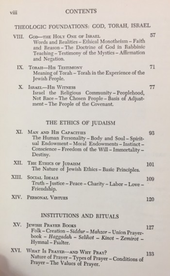 Image for Judaism in Theory and Practice - Revised