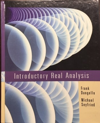 Image for Introductory Real Analysis