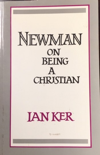 Image for Newman on Being a Christian (Signed)