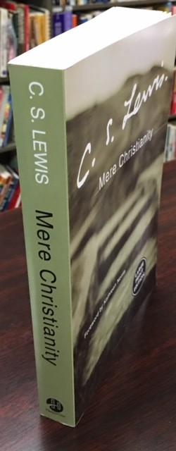 Image for Mere Christianity (LARGE PRINT)