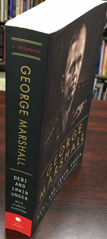 Image for George Marshall: A Biography